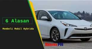 6 alasan untuk membeli mobil hybrid