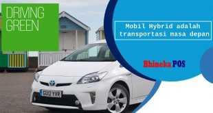 Mobil Hybrid adalah Transportasi masa depan