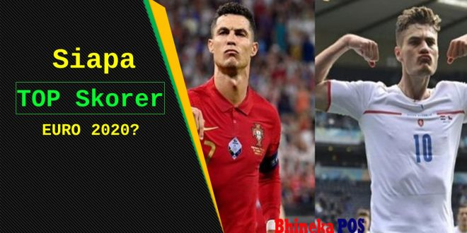 TOP SKORER EURO 2020