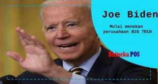 Joe bide vs big tech