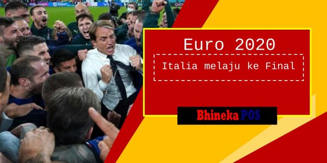 itali melaju ke final