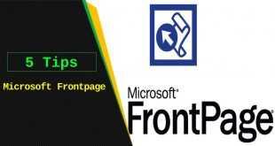 5 tips microsoft frontpgae