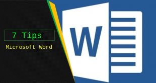 7 tips microsoft word